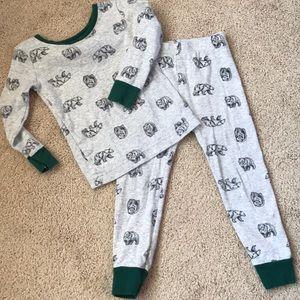 Boy's Bear Pajamas
